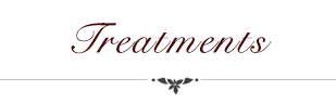 Beauty therapy treatments